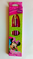 Disney Minnie mouse paintbrushes (Code 2889)